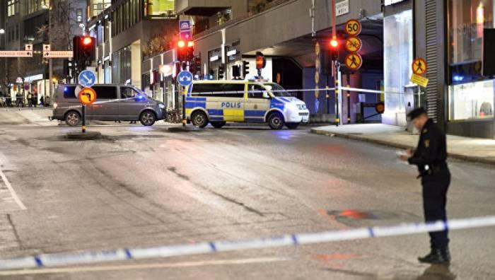 İsveçdə atışma olub: 3 yaralı