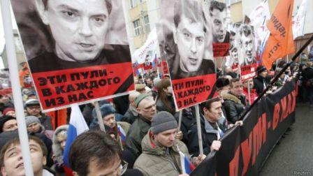 Nemtsovun qətlinə görə 2 nəfər də tutuldu