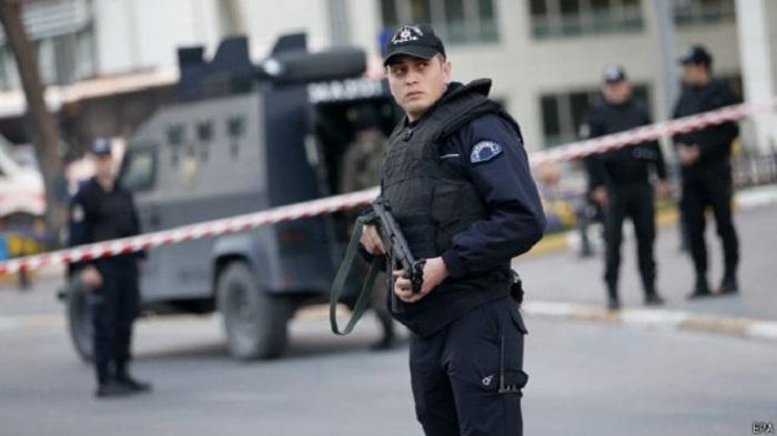 Un kamikaze abattu par la police turque - VIDEO