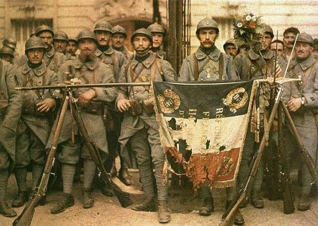 11 novembre 1918 - Un armistice met fin à la Grande Guerre