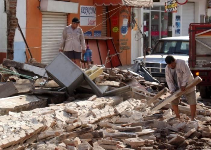 Meksikada ölü sayı 230-a çatıb