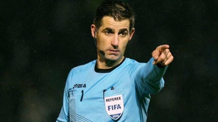 Football : les arbitres grecs pour le match Chelsea-Qarabag