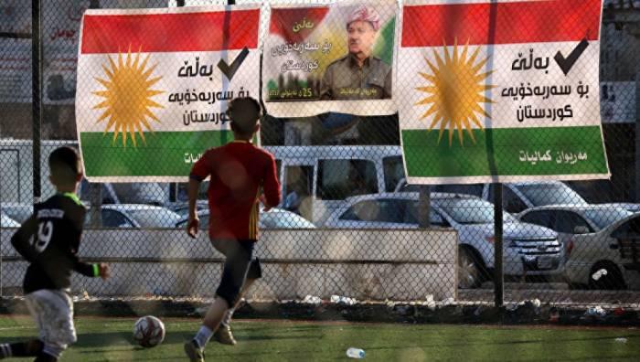 İraq parlamenti Kürdüstanın yaradılmasına qarşı çıxdı