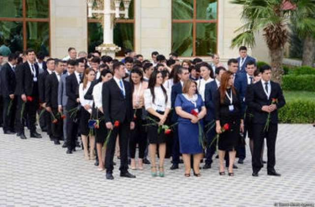 Youth of Azerbaijan's occupied and frontier areas holds forum