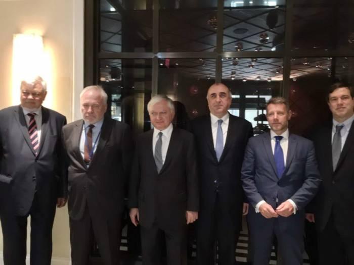 Nyu-Yorkda Əliyev-Sarkisyan görüşü müzakirə olundu - Yenilənib