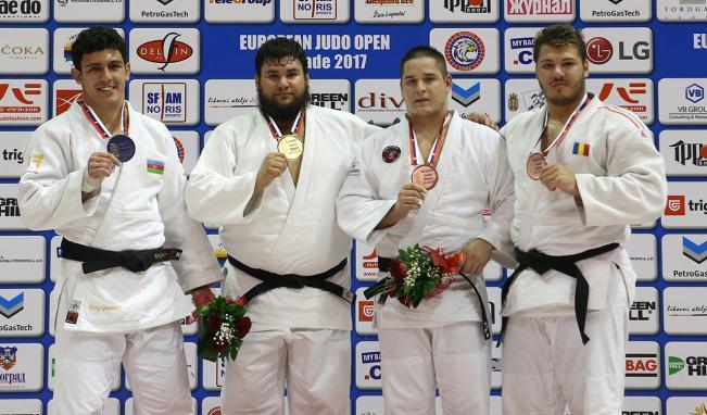 Cüdoçularımız Serbiyadan 5 medalla qayıdır