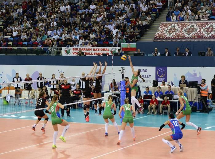 Volleyball-EM 2017: Deutschland verliert gegen Aserbaidschan mit 1:3