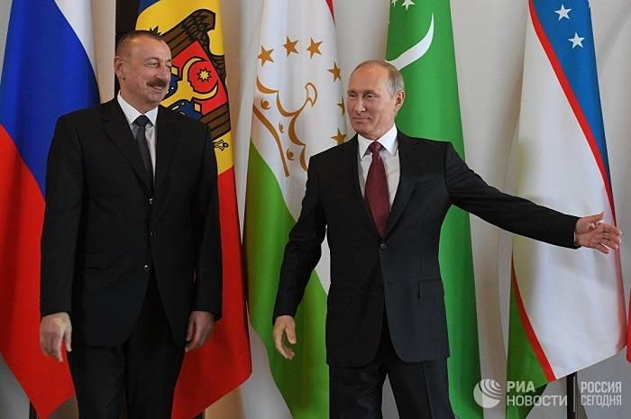 Le sommet des chefs d'État de la CEI entame ses travaux