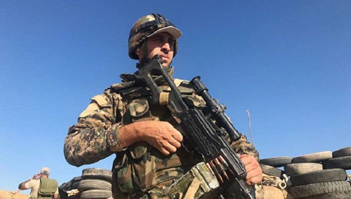 İŞİD Suriyada NATO-nun silahlarından istifadə edir
