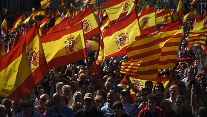 Referendumdan sonra 700-ə yaxın şirkət Kataloniyanı tərk edib - (VİDEO)