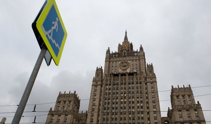 Russia's Foreign Ministry complains as US takes control of consulate