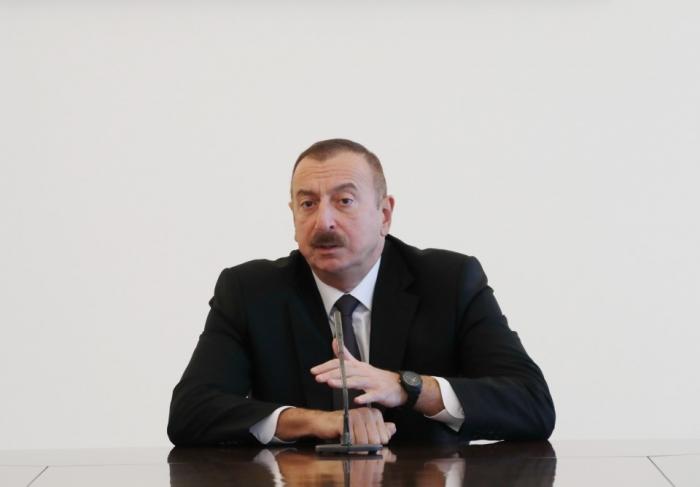 President Ilham Aliyev to visit Belgium