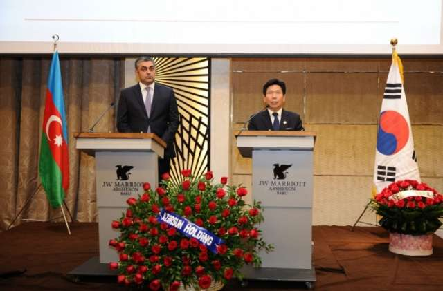 National holiday of the Republic of South Korea celebrated in Baku
