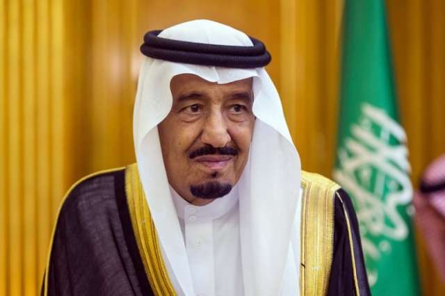 Saudi King arrives in Moscow for first ever visit