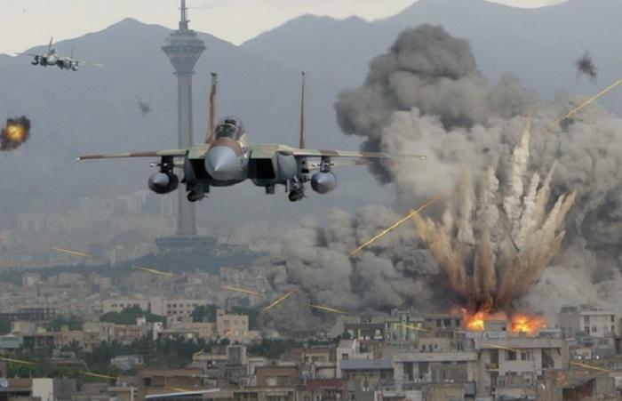 """""""Su-25""""ə görə 30-dan çox terrorçu öldürüldü"""