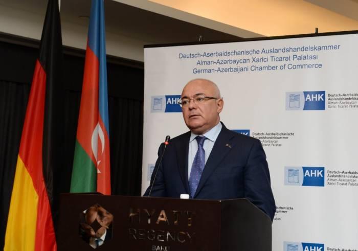 In Baku findet deutsch-aserbaidschanisches Wirtschaftsforum statt