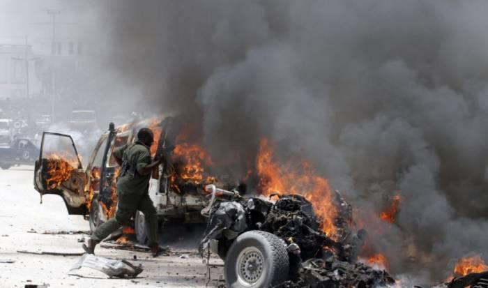 Somalidə partlayış nəticəsində 40 nəfər ölüb - Yenilənib