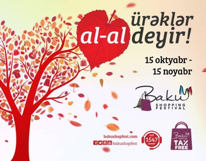 La 2e édition du Bakou Shopping Festival entame ses travaux