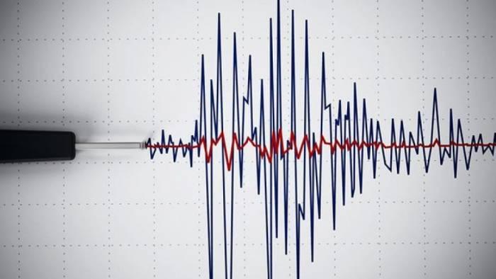 Erdbeben im Kaspischen Meer