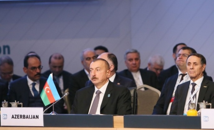 Country destroying mosques can never be friend of Muslim states - Azerbaijani President