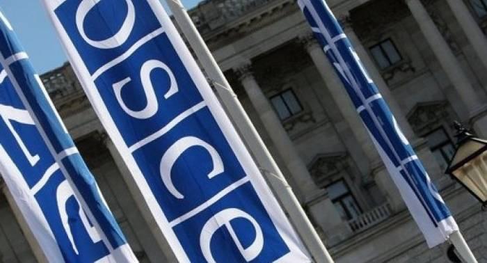 In ordentlicher Sitzung der OSZE Frage illegaler Aktivitäten in den besetzten Gebieten Aserbaidschans aufgeworfen