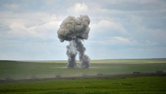Rusiyada hərbi poliqonda partlayış: 2 ölü, 4 yaralı