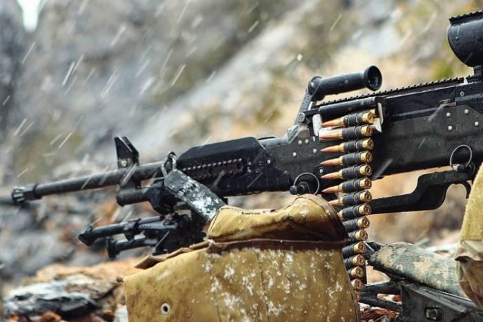 Les forces armées arméniennes ont violé le cessez-le-feu à 115 reprises