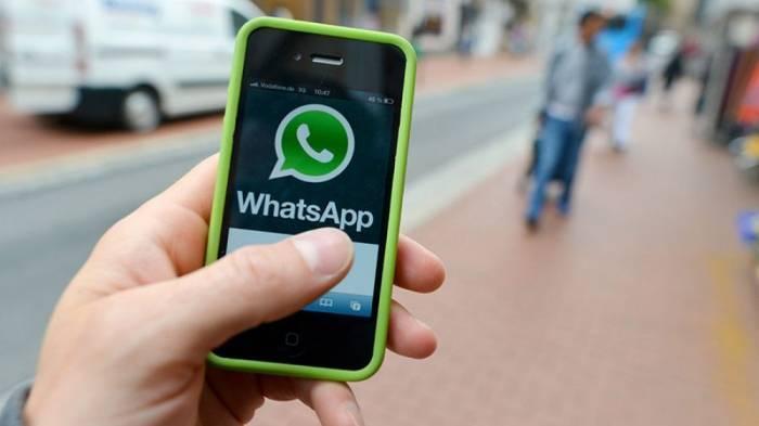 """""""WhatsApp"""" işini bərpa etdi - Yenilənib"""