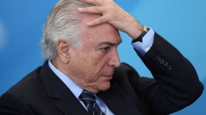 Braziliya prezidenti əməliyyat olunub