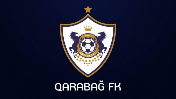 """Gənclər Liqası: """"Qarabağ"""" """"Atletiko""""nu məğlub etdi"""