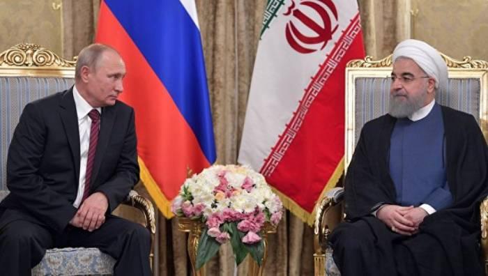 Putin Tehran görüşünə görə Ruhaniyə təşəkkür etdi