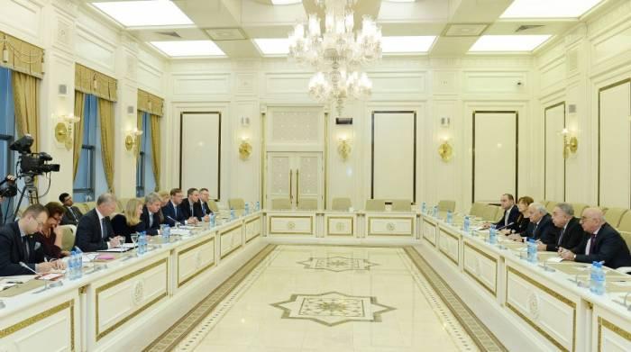 Azərbaycanla Aİ arasında əlaqələr inkişaf edir