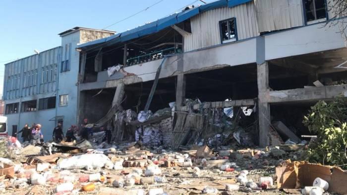Türkiyədə partlayış olub - 5 nəfər ölüb