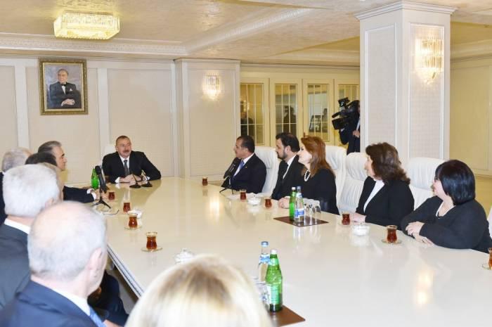 """""""Bizim heç bir maliyyə problemimiz yoxdur"""" – İlham Əliyev"""