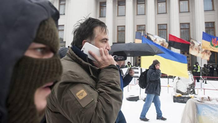 Saakaşvilinin tərəfdarları Baş prokuroru hədələdi
