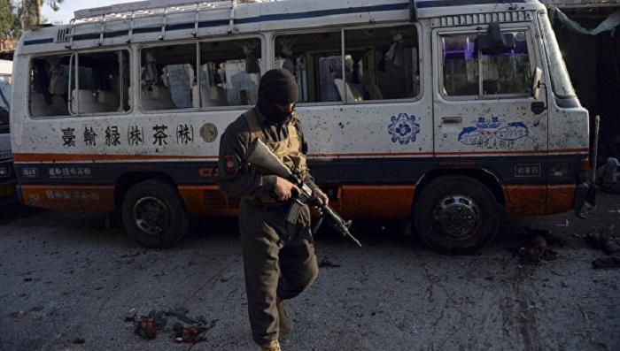 Əfqanıstanda 15 İŞİD-çi öldürülüb