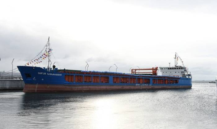 Gəmiçilik xarici sularda fəaliyyətini genişləndirir