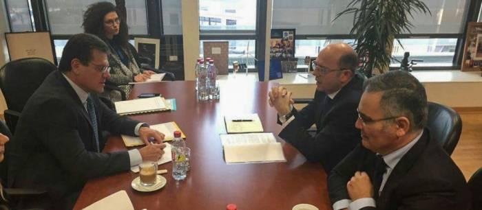 Maros Sevcovic: L'Azerbaïdjan a un grand rôle dans l'assurance de la sécurité énergétique de l'Europe