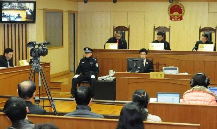 Çində narkotacirlərə ölüm hökmü verildi