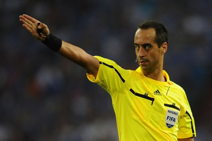 Portuguese referees to control Qarabag vs Chelsea Champions League match