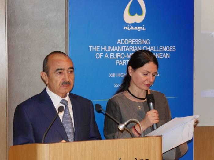"""Athen: Hochrangiges Treffen zum Thema """"Lösung von humanitären Problemen der Europa-Mittelmeer-Partnerschaft"""""""