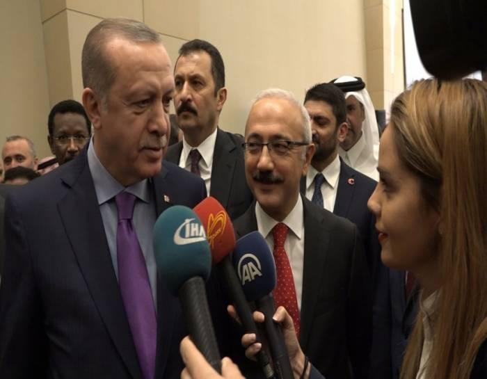 Recep Tayyip Erdogan: Berg-Karabach-Frage ist auch unser Problem