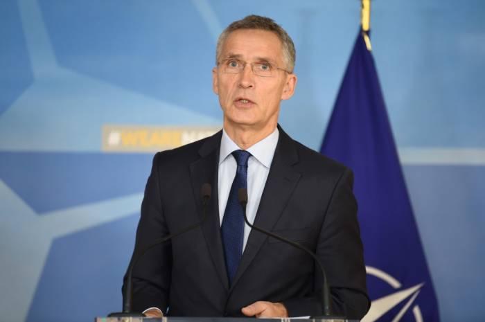 NATO Generalsekräter: Der ungelöste Berg-Karabach-Konflikt ist beunrugit