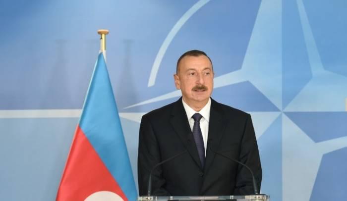 """""""Azərbaycanın ərazi bütövlüyü bərpa olunmalıdır"""" - Prezident"""