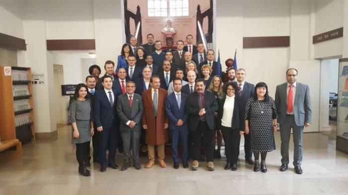 Prokurorluq əməkdaşı beynəlxalq təlim kursunda