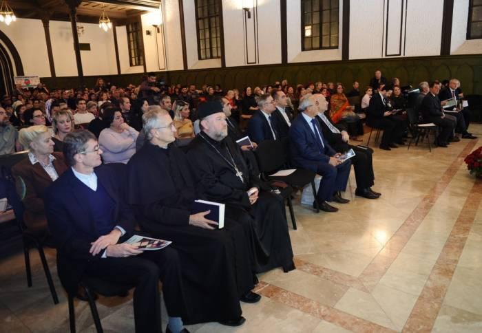 Christliche Gemeinden Aserbaidschans feiern Bibeltag