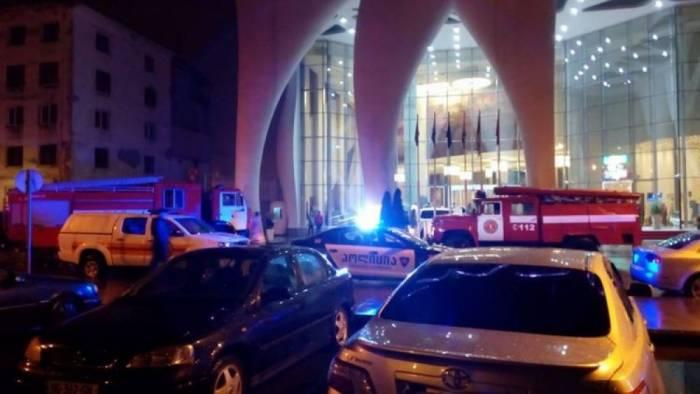 Batumidəki yanğında 12 nəfər ölüb - Yenilənib