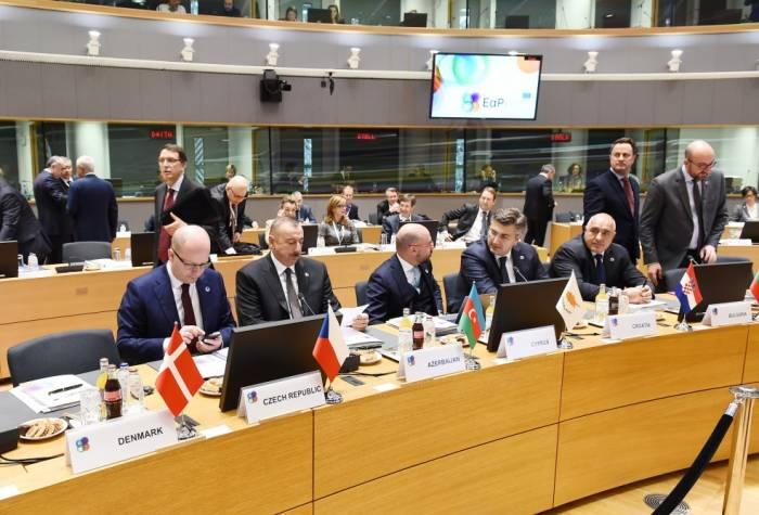 Ilham Aliyev: « Nous allons signer un nouvel accord avec l'Union européenne »