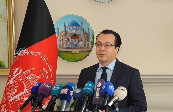 Afghan ambassador expressed his gratitude to Azerbaijan