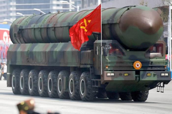Şimali Koreyanın yeni raketi Vaşinqtona çata bilər